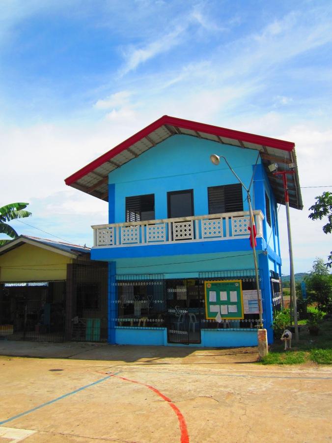 Barangay Hall in Cabano, San Lorenzo