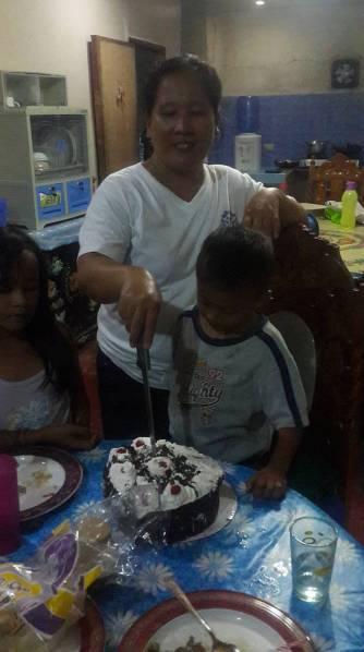 Myrne's Birthday
