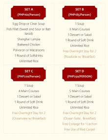 Catering menu (Portrait) 2