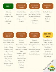 Catering menu (Portrait) 3